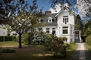 Villa in Hamburg